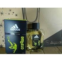 Perfume Masculino Jequiti Adidas Craque 100ml,