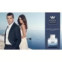 Perfume King Of Seduction 100ml Antonio Banderas Lançamento
