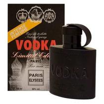 Perfume Masculino Paris Elysees Vodka Limited