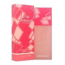 Perfume Animale Love Feminino 100ml Eau De Parfum