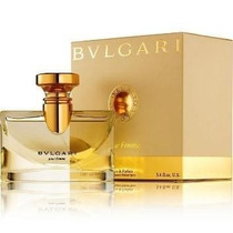 Perfume Bvlgari Pour Femme Bvlgari Eau Parfum Feminino 100ml