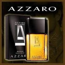 Perfume Azzaro Pour Homme 100 Ml - Masculino Original