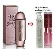 Up Essência Legítimo Diversas Fragrâncias Perfume Importado