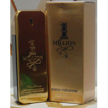 Perfume One Million Paco Rabanne 100ml Importado Original