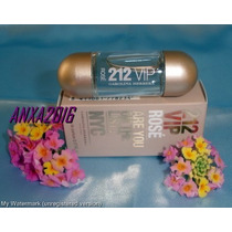 Miniatura Perf Frete Gratis 212 Vip Rose Ch