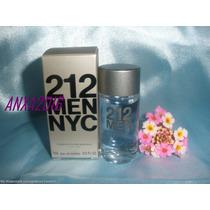 Miniatura Perfume Frete Gratis 212 Men Nyc Da Ch 7ml