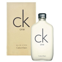 Perfume Ck One Calvin Klein Edt Unissex 200ml