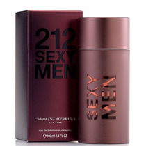 212 Sexy Men 100 Ml Original Caixa Lacrada