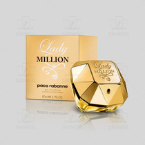 Perfume Lady Million Paco Rabanne Feminino 80ml - Importado