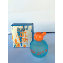 Miniatura Perfume Moschino I Love Love Edt 4,9 Ml