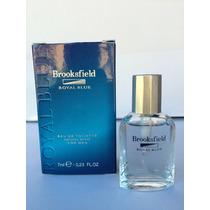Miniatura Perfume Brooksfield Royal For Men Edt 7,5 Ml Spray