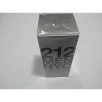 Perfume 212 Men 200 Ml - Gigante - Original E Lacrado -
