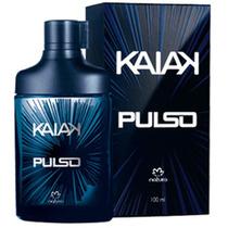 Perfume Kaiak Pulso Natura Ervas-vibrante-lima 100ml