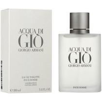 Perfume Acqua Di Gio 100ml Giorgio Armani Original E Lacrado