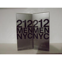 Perfume 212 Men Nyc 100ml Carolina Herrera 100% Original