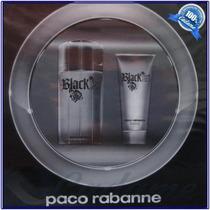 Perfume Paco Rabanne Black Xs Edt 100 Ml Original - Lacrado
