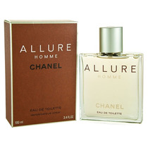 Perfume Allure Homme 100ml Original E Lacrado