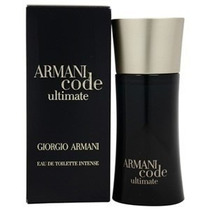Perfume Armani Code Ultimate Edt 75ml Masculino