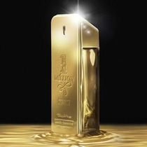 Perfume 1 One Million 100ml - Paco Rabanne Original Lacrado