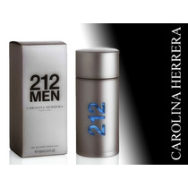 Perfume 212 Nyc Men 100ml Original E Lacrado !!