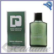 Perfume Paco Rabanne Homme Edt 100 Ml Original - Lacrado
