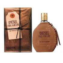 Diesel Fuel For Life Perfume Importado 50ml Original Barato