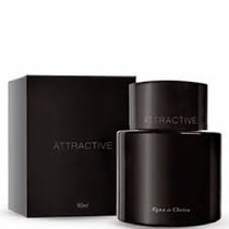 Perfume Attractive Masculino - Agua De Cheiro