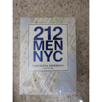 212 Men Nyc 100ml + Gel Pós Barba 100ml