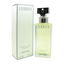 Perfume Calvin Klein Eternity Eau De Parfum Feminino 100ml