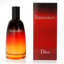 Perfume Dior Fahrenheit 100 Ml Original E Lacrado