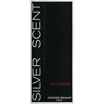 Jacques Bogart Silver Scent Intense Masculino - 100ml