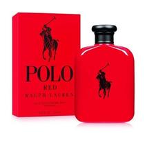 Perfume Masc Polo Red Ralph Lauren 125ml Edt Original + Nf