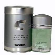 Carrera Masculino 100ml - Perfume - Original - Na Lata