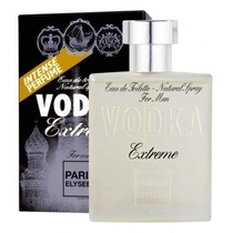 Perfume Vodka Extreme 100ml Paris Elysees