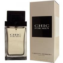 Chic For Men Masculino Edt 100 Ml-lacrado Original