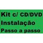 Kit Instalação Ar Condicionado Split 7- 9,000btu C/ Cd/dvd