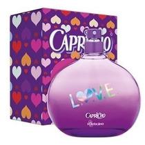 Capricho Love O Boticário Com Brindes!!! Promoção Aproveite!