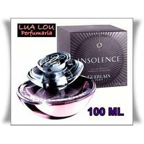 Perfume Insolence Da Guerlain Edt Fem 100 Ml Lacrado Lua Lou