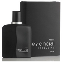 Deo Parfum Essencial Exclusivo Masculino Natura 100ml