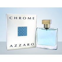 Perfume Azzaro Chrome Masculino 50ml Eau De Toilete Original