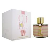 Perfume Feminino Carolina Herrera Ch Pink 100% Original