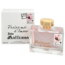 Perfume John Galliano Parlez-moi D