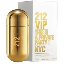 Perfume 212 Vip Feminino 50ml Original