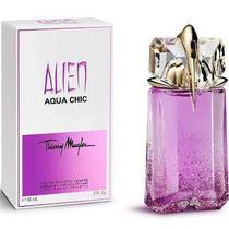 Perfume Alien Aqua Chic Thierry Mugler Eau De Toilette 60ml