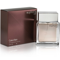 Euphoria Men Eau De Toilette 100ml Calvin Klein