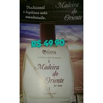 Madeira Do Oriente 50 Ml, Gota Suave Original