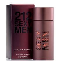 Perfume 212 Sexy Men Carolina Herrera 100ml Importado Usa