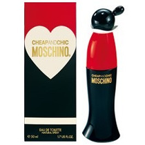 Moschino Cheap And Chic Feminino Edt 100 Ml