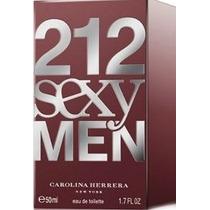 Perfume 212 Sexy Men Carolina Herrera 50 Ml Importado