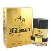 Spirit Millionaire Masc. Edt 100ml